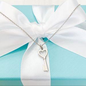 Tiffany & Co. Tiffany Keys Heart Key Pendant